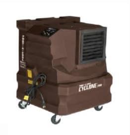 Raffrescatori evaporativi mobili